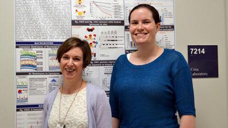 Alison Criss, PhD and Stephanie Ragland, PhD