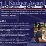 2012 Kadner Award Poster
