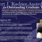 2008 Kadner Award Poster