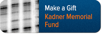 Make A Gift: Kadner Memorial Fund