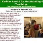 2006 Kadner Award Poster