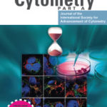"Research Image by MIC Graduate Student on Cover Page of ""Cytometry"""