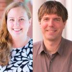 Claire Rosean, PhD and Robin Lindsay, PhD